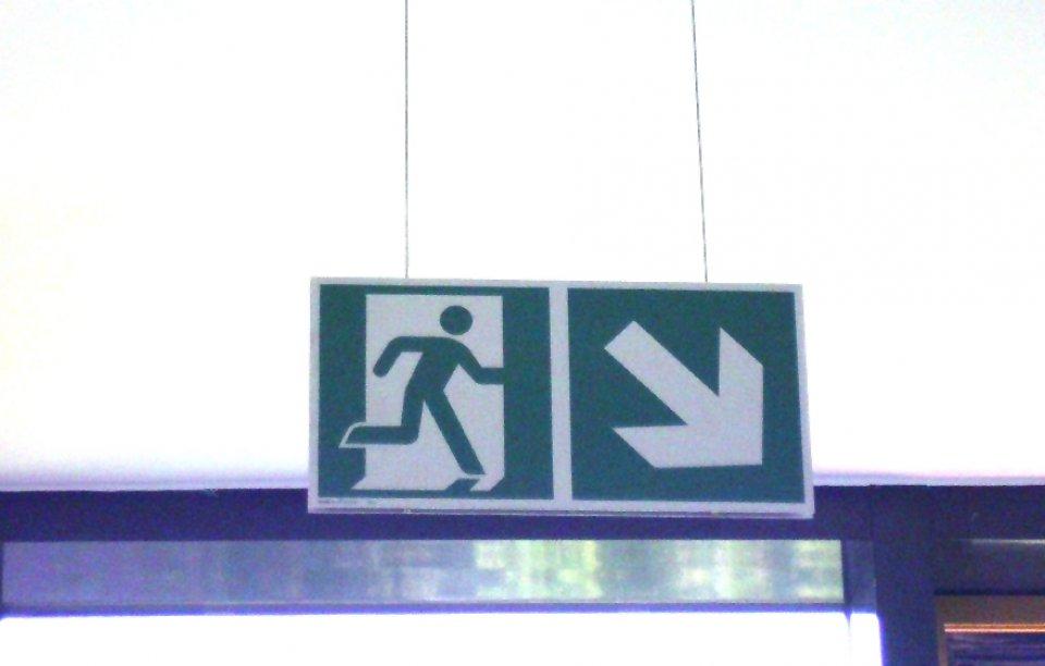 Fluchtwegschilder Augsburg
