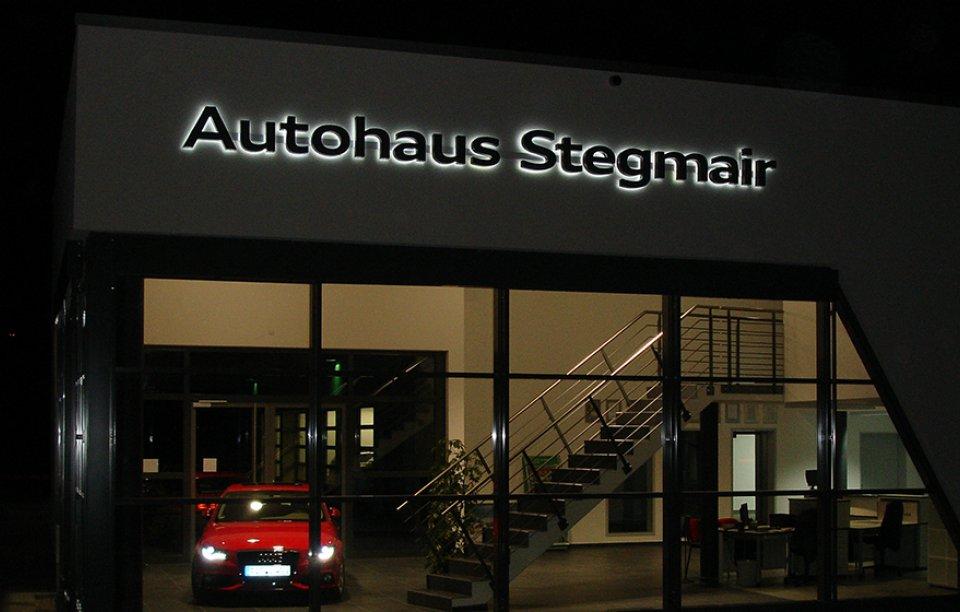 LED-Leuchtbuchstaben Augsburg