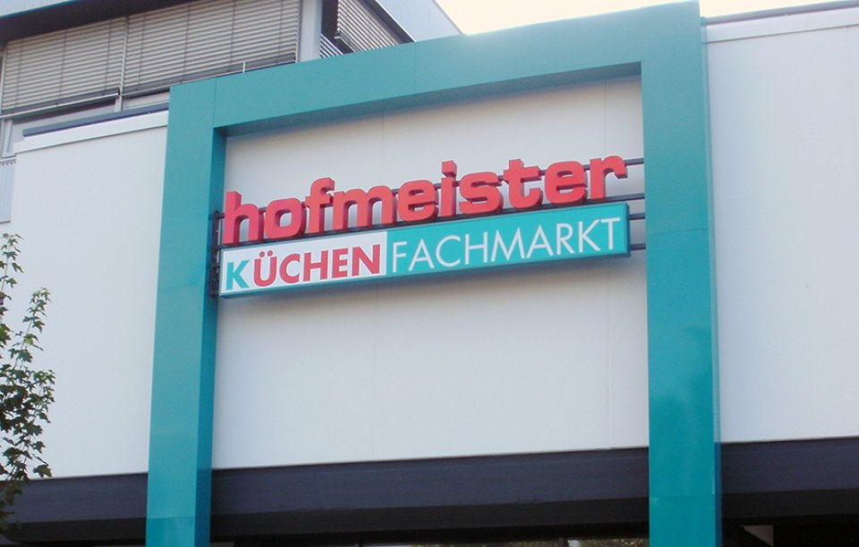 LED-Buchstaben in Augsburg