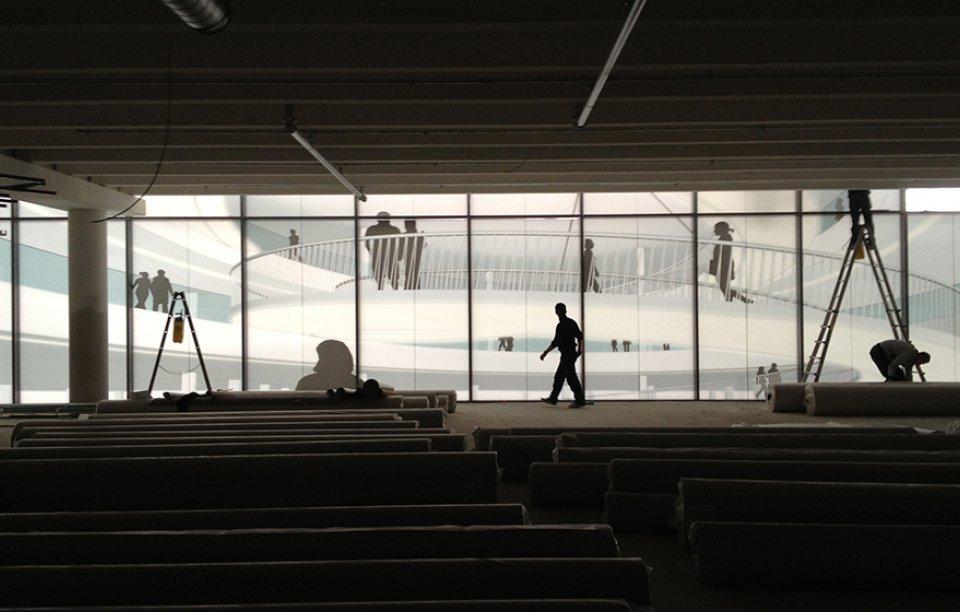 Schaufensterbeschriftung Augsburg