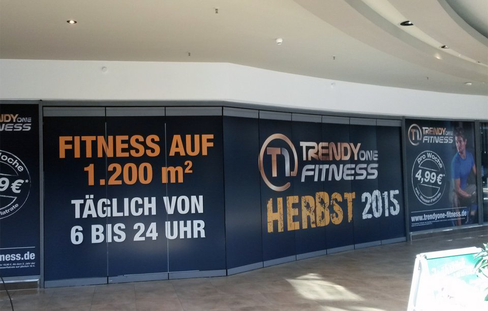Schaufensterbeschriftungen Augsburg