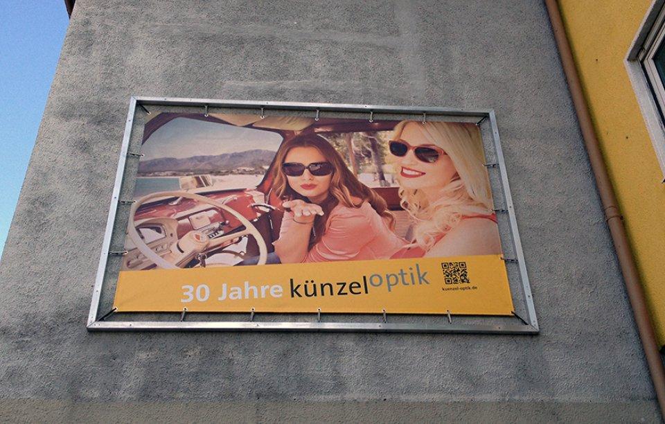 Werbeplanen Augsburg